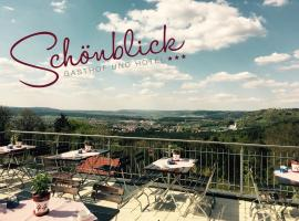 Hotel Gasthof Schönblick, hotel in Neumarkt in der Oberpfalz