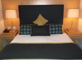 Northern Hotel, hotel near Glamis Castle, Brechin