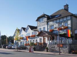 Ringhotel Posthotel Usseln, Hotel in Willingen