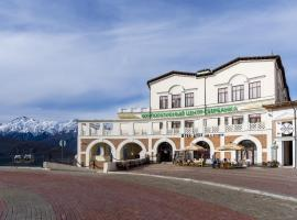 Hotel Sberbank Corporate Center, hotel in Estosadok