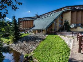 Hotel Fit Fun, hotel near Ski Lift Lysá hora, Harrachov