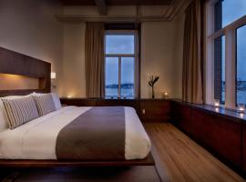 Hotel 71 by Preferred Hotels & Resorts, hotel in Quebec City