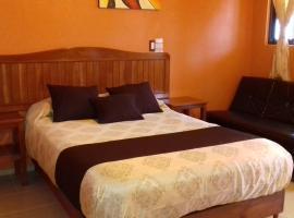 Hotel Márquez, hotel en Chignahuapan