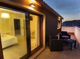 Natura Petit Hotel, hotel cerca de Playa de Silgar, A Revolta