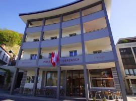 Albergo Porta Verzasca, Hotel in Gordola