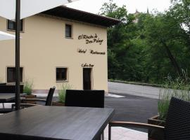 Hotel Rural - El Rincón de Don Pelayo, hotel en Covadonga