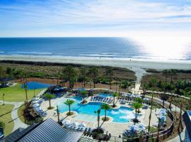 Ocean Oak Resort by Hilton Grand Vacations, resort in Hilton Head Island