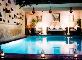 Le Riad Meknes, riad in Meknès