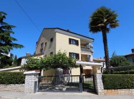 Apartments Villa Mattossi, hotel in Rovinj
