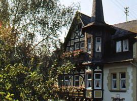 Pension Haus Weller, Hotel in Boppard