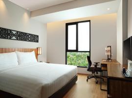 Batiqa Hotel Pekanbaru, hotel near Sultan Syarif Kasim II International Airport - PKU,