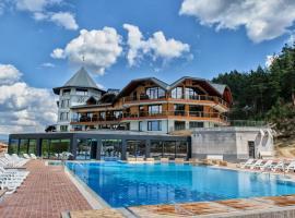 Хот Спрингс Медикъл и СПА, хотел в Баня