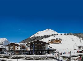 Hotel Jagdhaus Monzabon, hotel in Lech am Arlberg