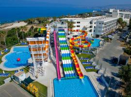 Leonardo Laura Beach & Splash Resort, hotel in Paphos City