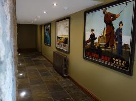 Kilmarnock Arms Hotel, hotel near Newburgh on Ythan Golf Club, Cruden Bay