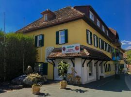 Apfelwirt, отель в городе Штубенберг