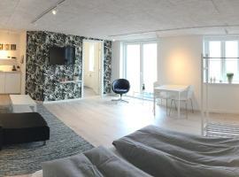 Lucky 3 Apartments, apartment in Løkken