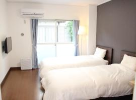 Stay Airport, serviced apartment in Fukuoka