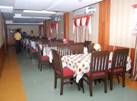 Raj Residency, accessible hotel in Koraput