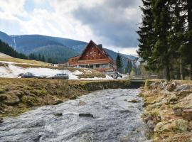 Hotel Stoh, отель в городе Шпиндлерув-Млин