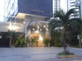 Seamar Hotel, hotel near Abolition Palace, Fortaleza