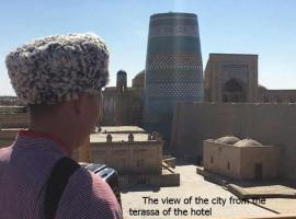 Zukhro Boutique Hotel, hotel in Khiva