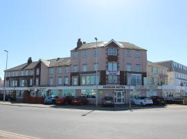 Henson Hotel Pleasure Beach, hotel in Blackpool