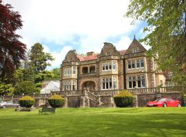 Inglewood House and Spa, hotel near Airthrey Golf Course, Alloa