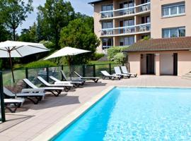 Hôtel du Lac, hotel near Aéroport d'Aurillac - AUR, Lacapelle-Viescamp