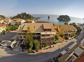 Hotel Maistrali, hotel near Sarakiniko beach, Parga