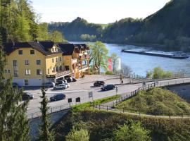 Gasthof zur Donaubrücke, Hotel in Ardagger Markt