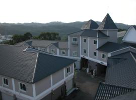 米南山研汽車旅館,苗栗市的飯店