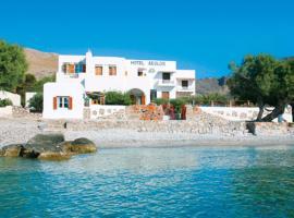 Aeolos Beach Hotel , ξενοδοχείο σε Καραβοστάσι