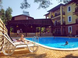 Moreleta, отель в Железном Порту