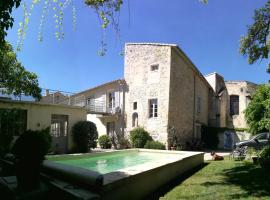 L'Observance Bed & Breakfast, hotel with pools in Avignon