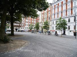 Doppelzimmer am Hansaplatz, guest house in Hamburg