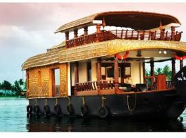 Why Not Houseboat, boat in Alleppey