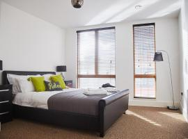 Empire Serviced Apartments, hotel in Ipswich