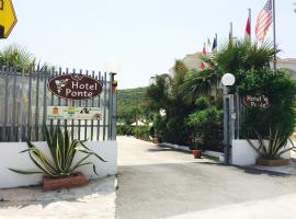 Hotel Ponte, hotel a Vieste