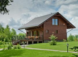Vila Viesai, hotel in Trakai