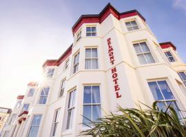 Delmont Hotel, hotel in Scarborough