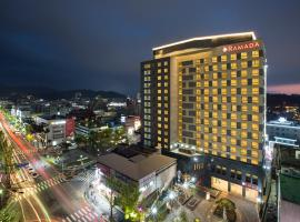 Ramada by Wyndham Jeonju, place to stay in Jeonju