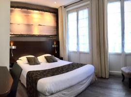 Hotel Le Croiseur Intra Muros, отель в Сен-Мало