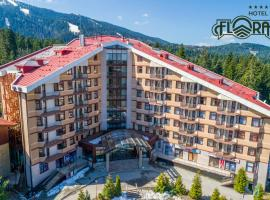 Flora Hotel, hotel in Borovets