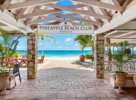 Pineapple Beach Club - All Inclusive Adult Only, resort in Willikies