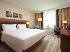 Hilton Garden Inn Moscow Krasnoselskaya – hotel w Moskwie