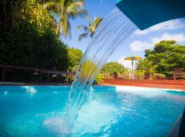 Pousada Sossego Surfcamp, hotel near Giz Beach, Pipa