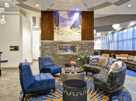 Homewood Suites by Hilton Birmingham Downtown Near UAB, hotel near Birmingham-Shuttlesworth International Airport - BHM, Birmingham