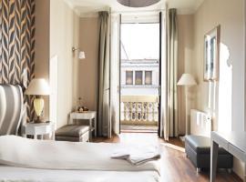 House Octogon, hotel v Budapešti