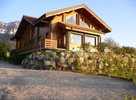 Chalet Les Aigles, cabin in Saint-Sixt